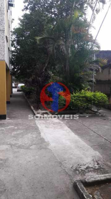 ÁREA EXTERNA - Apartamento 3 quartos à venda Catumbi, Rio de Janeiro - R$ 220.000 - TJAP30645 - 15