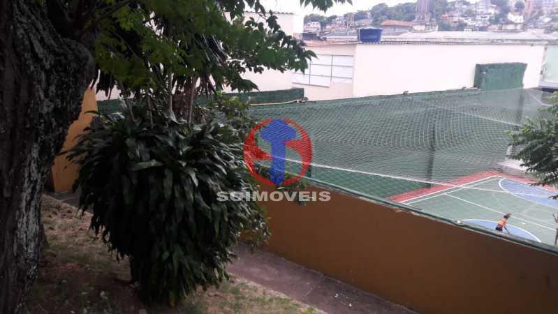 QUADRA DE ESPORTES - Apartamento 3 quartos à venda Catumbi, Rio de Janeiro - R$ 220.000 - TJAP30645 - 17