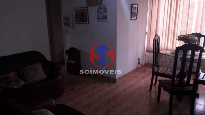 SALA - Apartamento 3 quartos à venda Catumbi, Rio de Janeiro - R$ 220.000 - TJAP30645 - 4