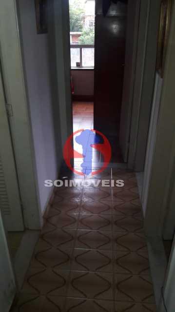 CIRCULAÇÃO - Apartamento 3 quartos à venda Catumbi, Rio de Janeiro - R$ 220.000 - TJAP30645 - 5