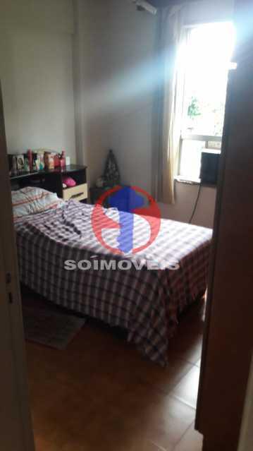QUARTO 1 - Apartamento 3 quartos à venda Catumbi, Rio de Janeiro - R$ 220.000 - TJAP30645 - 7