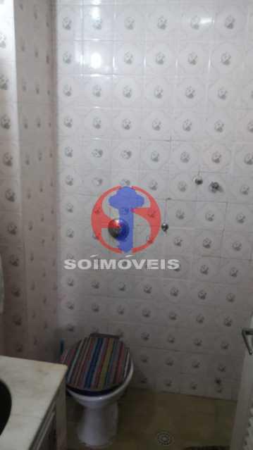 BANHEIRO - Apartamento 3 quartos à venda Catumbi, Rio de Janeiro - R$ 220.000 - TJAP30645 - 13
