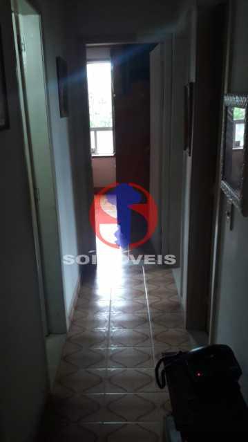 CIRCULAÇÃO - Apartamento 3 quartos à venda Catumbi, Rio de Janeiro - R$ 220.000 - TJAP30645 - 6