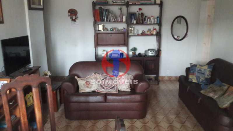 SALA - Apartamento 3 quartos à venda Catumbi, Rio de Janeiro - R$ 220.000 - TJAP30645 - 1