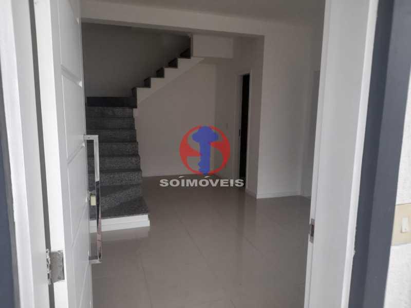 Sala - Casa de Vila 2 quartos à venda São Francisco Xavier, Rio de Janeiro - R$ 410.000 - TJCV20098 - 6