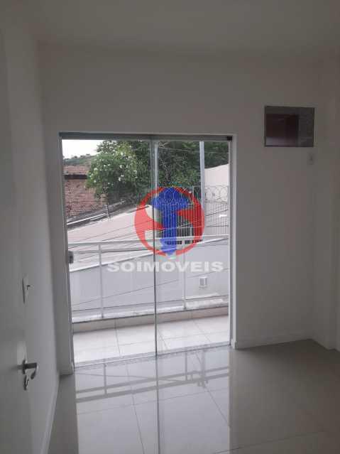 Quarto - Casa de Vila 2 quartos à venda São Francisco Xavier, Rio de Janeiro - R$ 410.000 - TJCV20098 - 11
