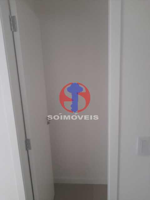 Circulação - Casa de Vila 2 quartos à venda São Francisco Xavier, Rio de Janeiro - R$ 410.000 - TJCV20098 - 14