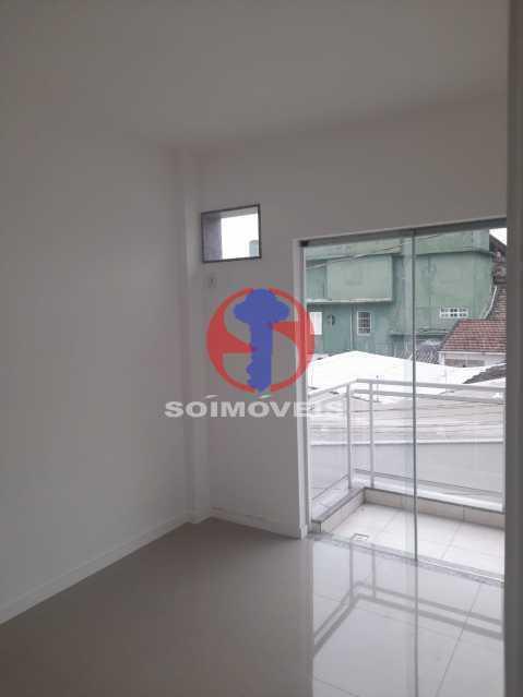 Quarto 2 - Casa de Vila 2 quartos à venda São Francisco Xavier, Rio de Janeiro - R$ 410.000 - TJCV20098 - 13