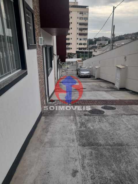 Garagem - Casa de Vila 2 quartos à venda São Francisco Xavier, Rio de Janeiro - R$ 410.000 - TJCV20098 - 23