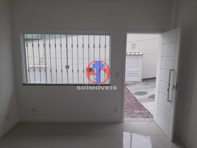 Sala - Casa de Vila 2 quartos à venda São Francisco Xavier, Rio de Janeiro - R$ 410.000 - TJCV20098 - 5