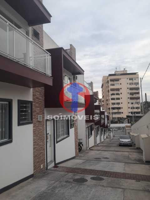 Vila - Casa de Vila 2 quartos à venda São Francisco Xavier, Rio de Janeiro - R$ 410.000 - TJCV20098 - 4