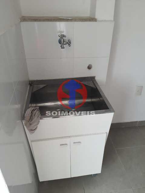 ÁREA - Apartamento 2 quartos à venda Lins de Vasconcelos, Rio de Janeiro - R$ 260.000 - TJAP21377 - 26