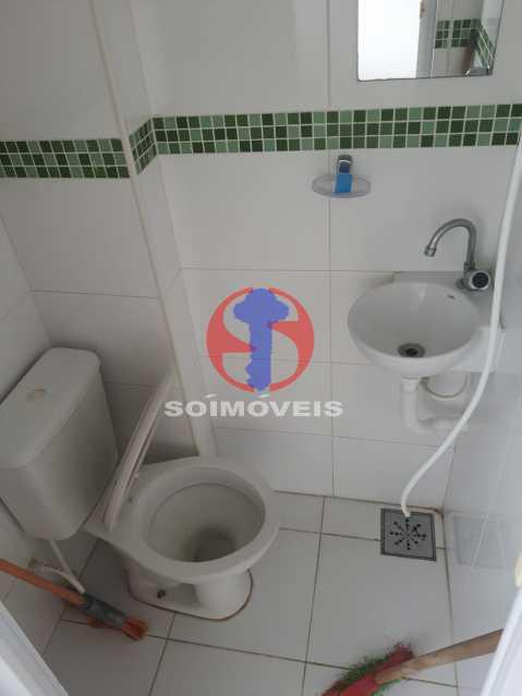 WC DEP. - Apartamento 2 quartos à venda Lins de Vasconcelos, Rio de Janeiro - R$ 260.000 - TJAP21377 - 27
