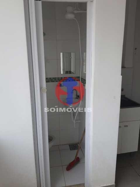WC DEP.  - Apartamento 2 quartos à venda Lins de Vasconcelos, Rio de Janeiro - R$ 260.000 - TJAP21377 - 28