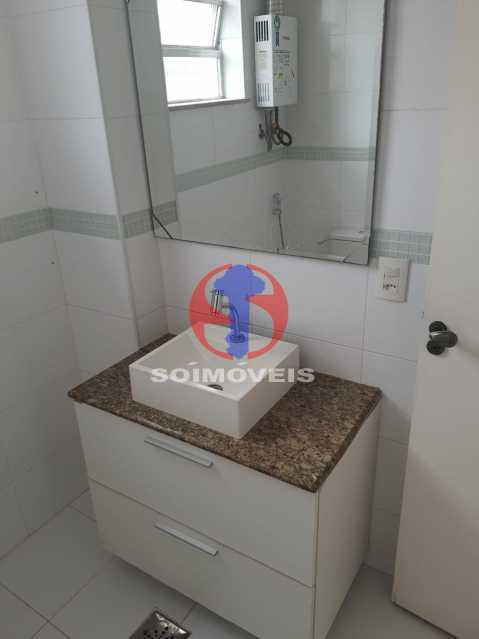 WC SOCIAL - Apartamento 2 quartos à venda Lins de Vasconcelos, Rio de Janeiro - R$ 260.000 - TJAP21377 - 18