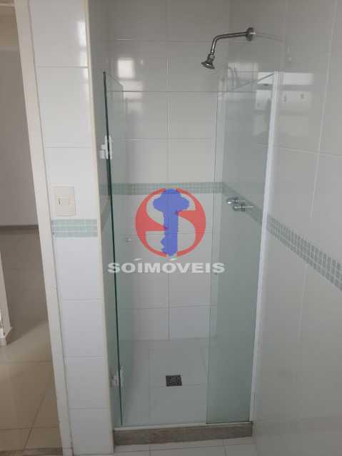 WC SOCIAL - Apartamento 2 quartos à venda Lins de Vasconcelos, Rio de Janeiro - R$ 260.000 - TJAP21377 - 20
