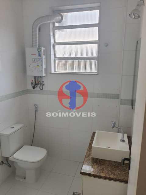 WC SOCIAL - Apartamento 2 quartos à venda Lins de Vasconcelos, Rio de Janeiro - R$ 260.000 - TJAP21377 - 19