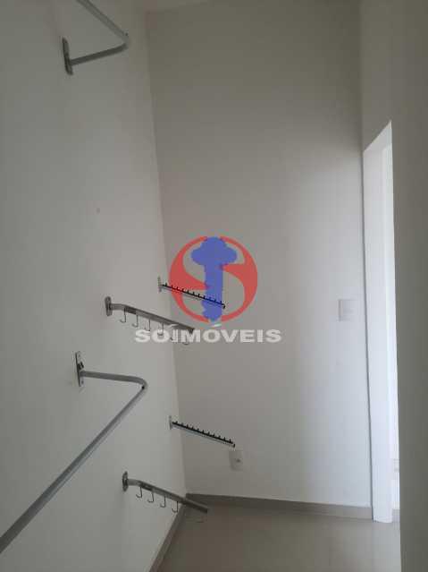 CLOSET QT 2 - Apartamento 2 quartos à venda Lins de Vasconcelos, Rio de Janeiro - R$ 260.000 - TJAP21377 - 14