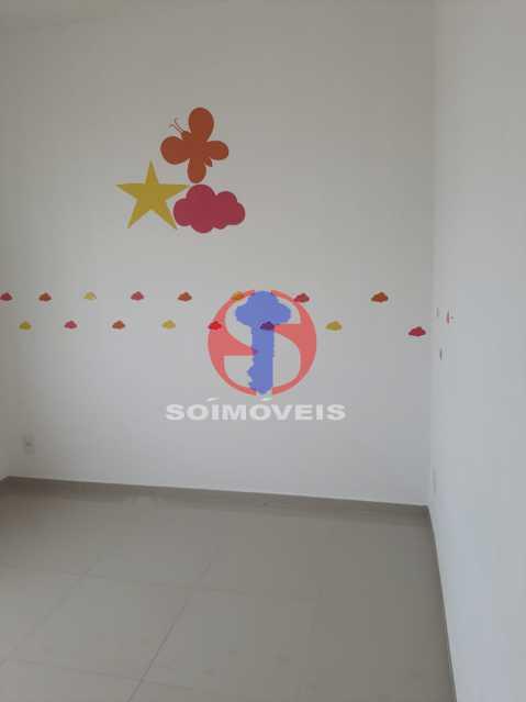 QUARTO 1 - Apartamento 2 quartos à venda Lins de Vasconcelos, Rio de Janeiro - R$ 260.000 - TJAP21377 - 13
