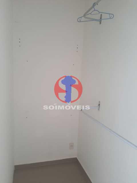 CLOSET QT 2 - Apartamento 2 quartos à venda Lins de Vasconcelos, Rio de Janeiro - R$ 260.000 - TJAP21377 - 17