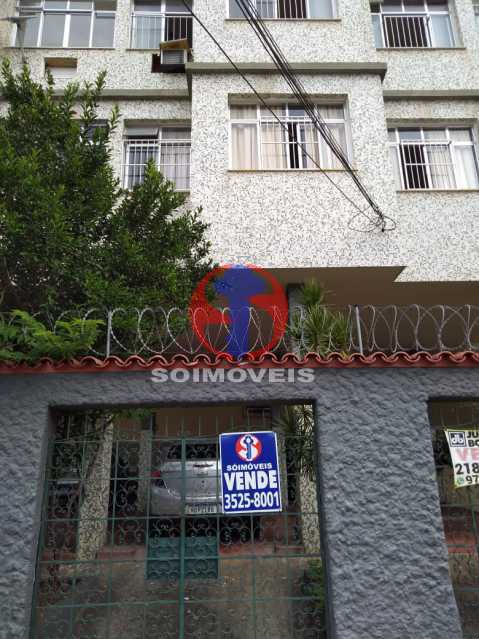 FACHADA - Apartamento 2 quartos à venda Lins de Vasconcelos, Rio de Janeiro - R$ 260.000 - TJAP21377 - 1