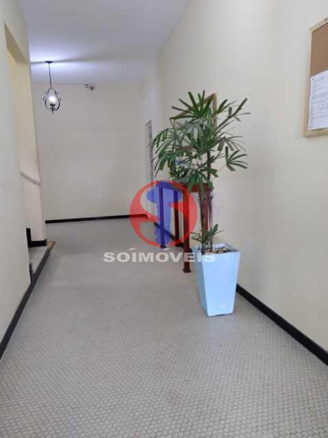 HALL DE ENTRADA - Apartamento 2 quartos à venda Lins de Vasconcelos, Rio de Janeiro - R$ 260.000 - TJAP21377 - 6