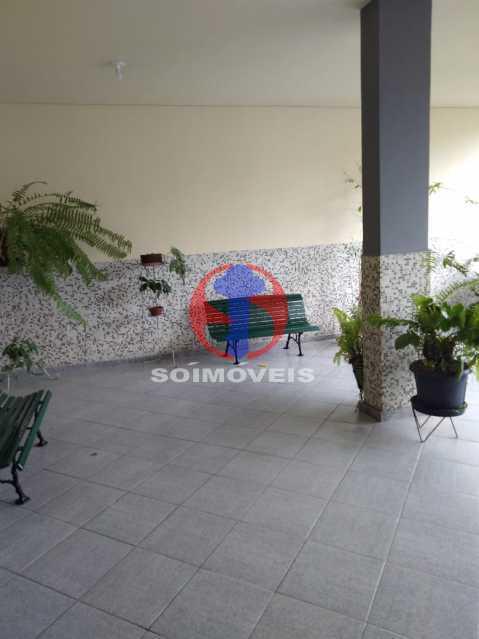 ENTRADA DO PRÉDIO - Apartamento 2 quartos à venda Lins de Vasconcelos, Rio de Janeiro - R$ 260.000 - TJAP21377 - 4
