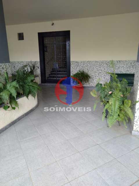 ENTRADA DO PRÉDIO - Apartamento 2 quartos à venda Lins de Vasconcelos, Rio de Janeiro - R$ 260.000 - TJAP21377 - 3