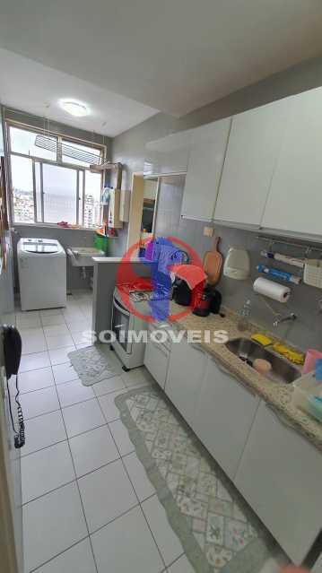 COZINHA - Apartamento 1 quarto à venda Vila Isabel, Rio de Janeiro - R$ 225.000 - TJAP10306 - 6