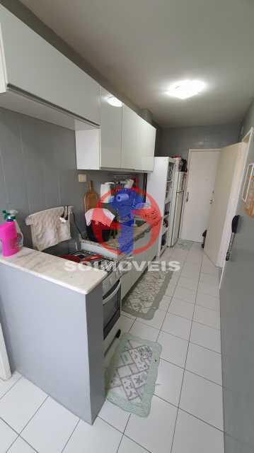 COZINHA - Apartamento 1 quarto à venda Vila Isabel, Rio de Janeiro - R$ 225.000 - TJAP10306 - 7