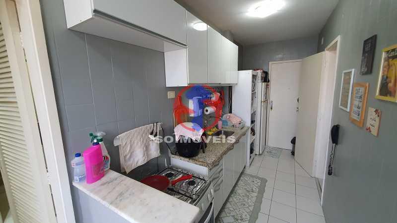 COZINHA - Apartamento 1 quarto à venda Vila Isabel, Rio de Janeiro - R$ 225.000 - TJAP10306 - 8