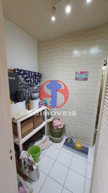 DEPENDENCIA - Apartamento 1 quarto à venda Vila Isabel, Rio de Janeiro - R$ 225.000 - TJAP10306 - 17