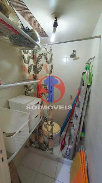 DEPENDENCIA - Apartamento 1 quarto à venda Vila Isabel, Rio de Janeiro - R$ 225.000 - TJAP10306 - 19