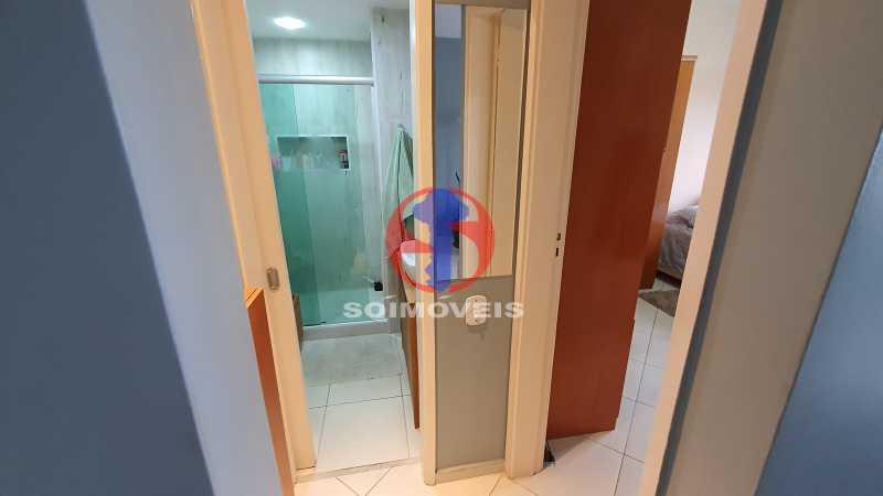 ACESSO - Apartamento 1 quarto à venda Vila Isabel, Rio de Janeiro - R$ 225.000 - TJAP10306 - 9