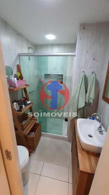 BANHEIRO - Apartamento 1 quarto à venda Vila Isabel, Rio de Janeiro - R$ 225.000 - TJAP10306 - 13