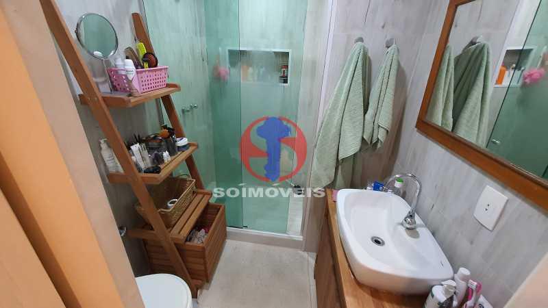 BANHEIRO - Apartamento 1 quarto à venda Vila Isabel, Rio de Janeiro - R$ 225.000 - TJAP10306 - 14