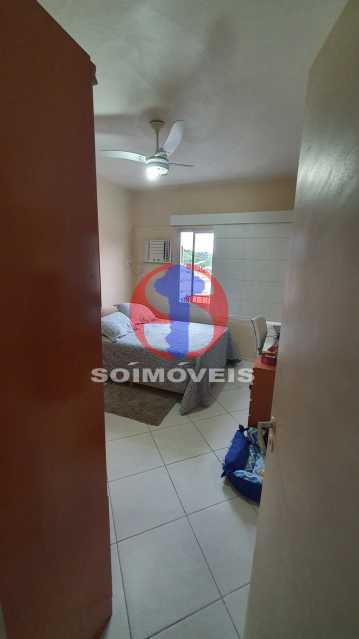 QUARTO - Apartamento 1 quarto à venda Vila Isabel, Rio de Janeiro - R$ 225.000 - TJAP10306 - 10