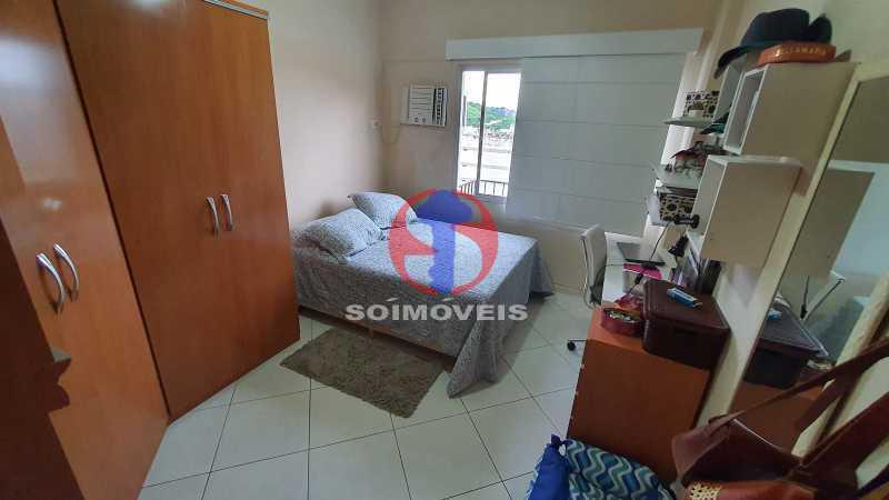 QUARTO - Apartamento 1 quarto à venda Vila Isabel, Rio de Janeiro - R$ 225.000 - TJAP10306 - 11