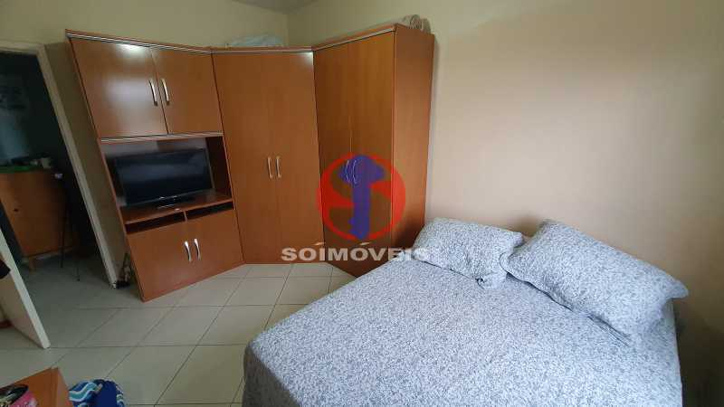 QUARTO - Apartamento 1 quarto à venda Vila Isabel, Rio de Janeiro - R$ 225.000 - TJAP10306 - 12