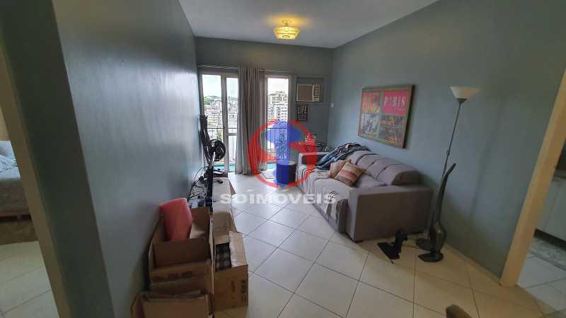 SALA - Apartamento 1 quarto à venda Vila Isabel, Rio de Janeiro - R$ 225.000 - TJAP10306 - 1