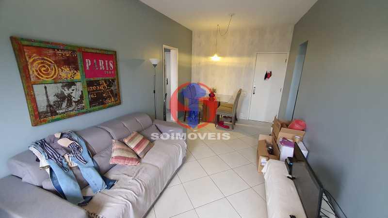 SALA - Apartamento 1 quarto à venda Vila Isabel, Rio de Janeiro - R$ 225.000 - TJAP10306 - 3