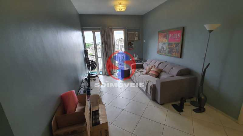 SALA - Apartamento 1 quarto à venda Vila Isabel, Rio de Janeiro - R$ 225.000 - TJAP10306 - 4