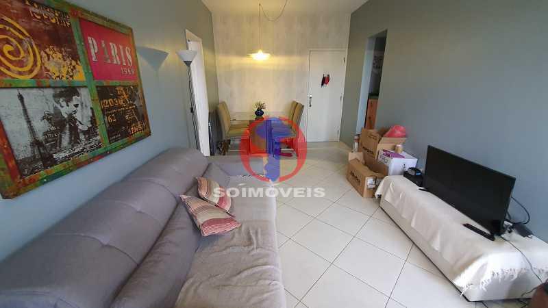 SALA - Apartamento 1 quarto à venda Vila Isabel, Rio de Janeiro - R$ 225.000 - TJAP10306 - 5
