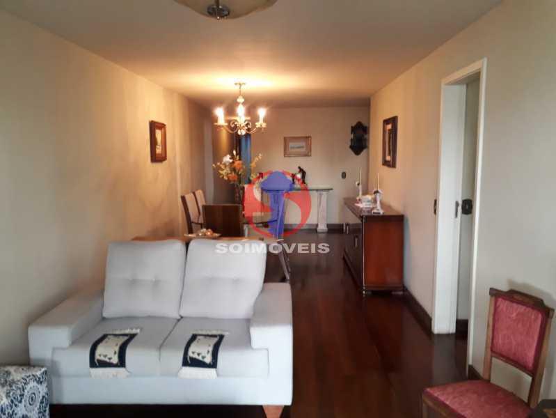 2 - Cobertura 4 quartos à venda Tijuca, Rio de Janeiro - R$ 1.200.000 - TJCO40016 - 4