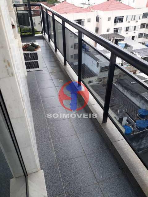3 - Cobertura 4 quartos à venda Tijuca, Rio de Janeiro - R$ 1.200.000 - TJCO40016 - 1