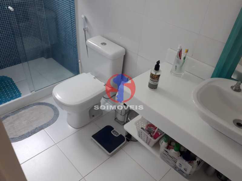 9 - Cobertura 4 quartos à venda Tijuca, Rio de Janeiro - R$ 1.200.000 - TJCO40016 - 9