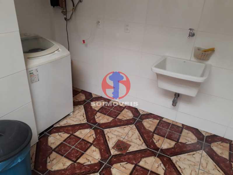 15 - Cobertura 4 quartos à venda Tijuca, Rio de Janeiro - R$ 1.200.000 - TJCO40016 - 20