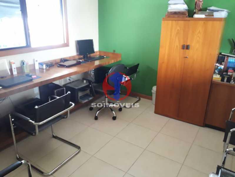 16 - Cobertura 4 quartos à venda Tijuca, Rio de Janeiro - R$ 1.200.000 - TJCO40016 - 14