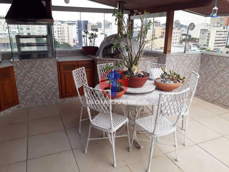 21 - Cobertura 4 quartos à venda Tijuca, Rio de Janeiro - R$ 1.200.000 - TJCO40016 - 18