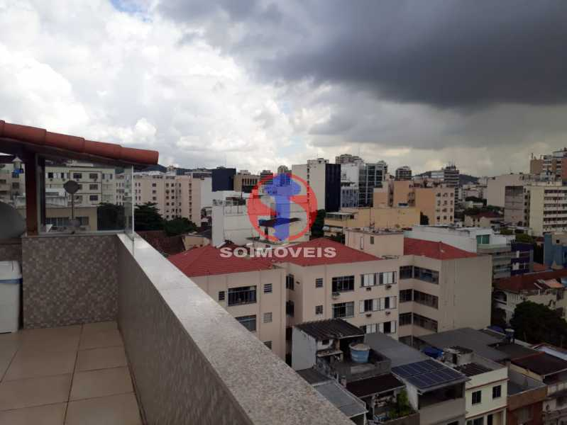 22 - Cobertura 4 quartos à venda Tijuca, Rio de Janeiro - R$ 1.200.000 - TJCO40016 - 19